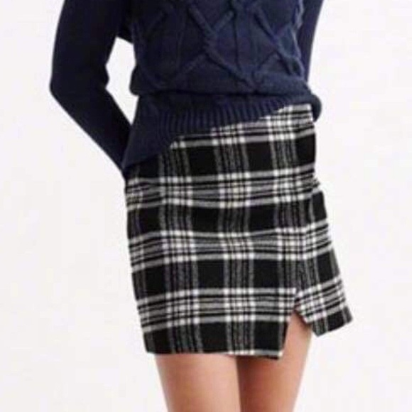 e566f01f81 Abercrombie & Fitch Skirts | Abercrombie And Fitch A Line Plaid ...